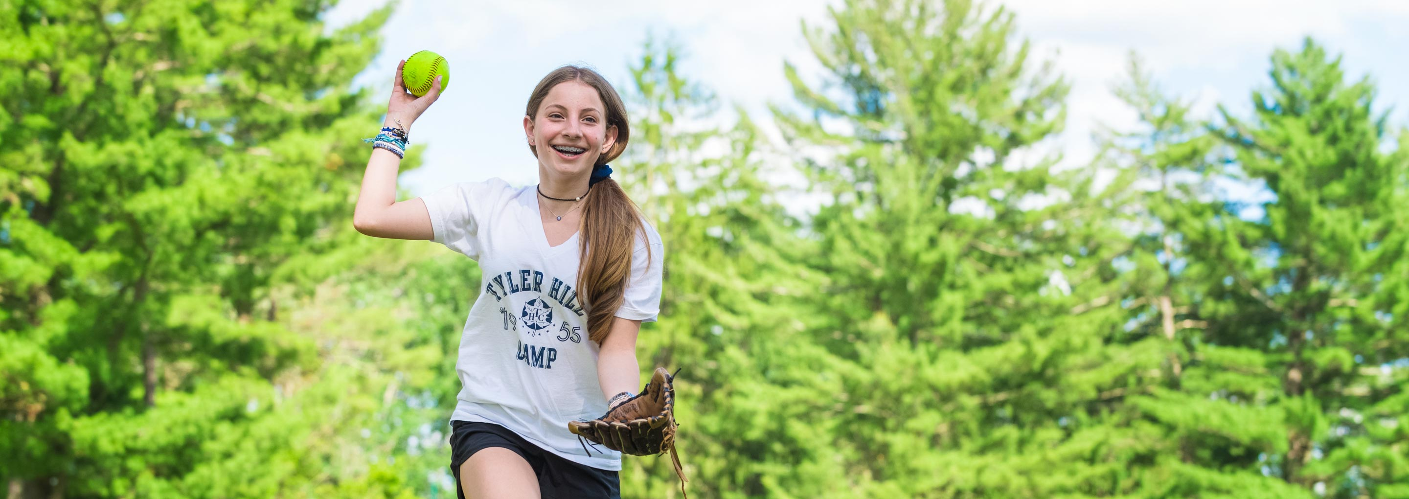 tyler hill girls At point o'pines, a girls' camp on brant lake in the adirondacks that has a   wendy siegel, a director of tyler hill camp in tyler hill, pa, said.